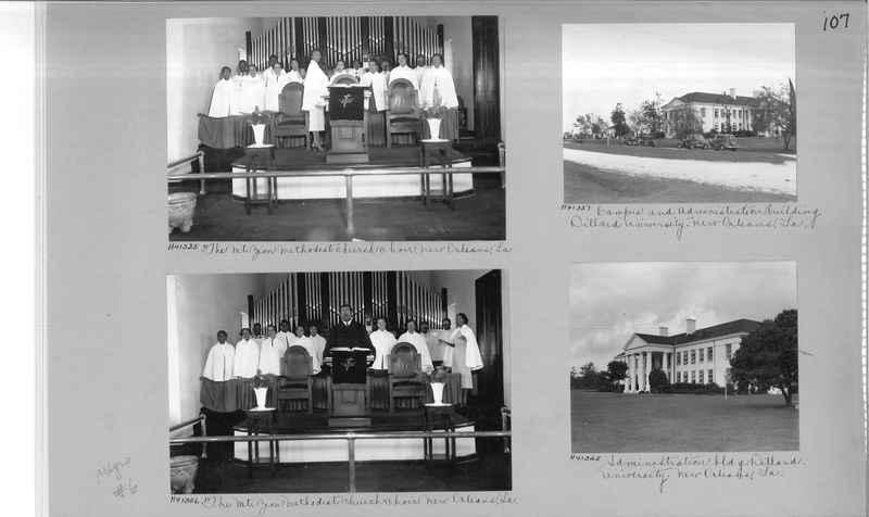 Mission Photograph Album - Negro #6 page 0107