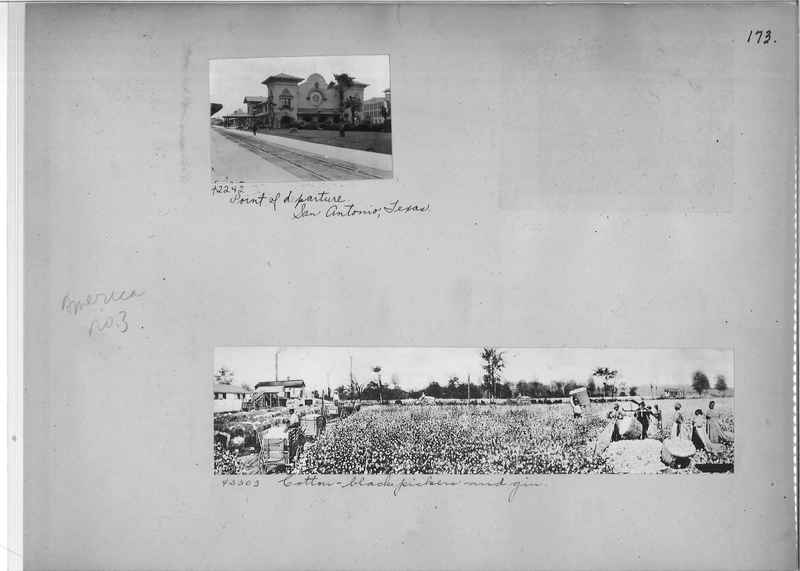 Mission Photograph Album - America #3 page 0173