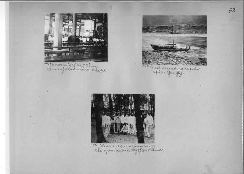 Mission Photograph Album - China #2 page  0053