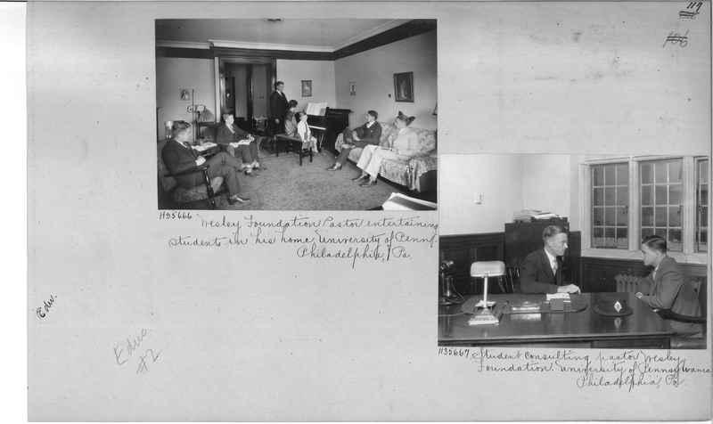 Mission Photograph Album - Education #2 page 0117