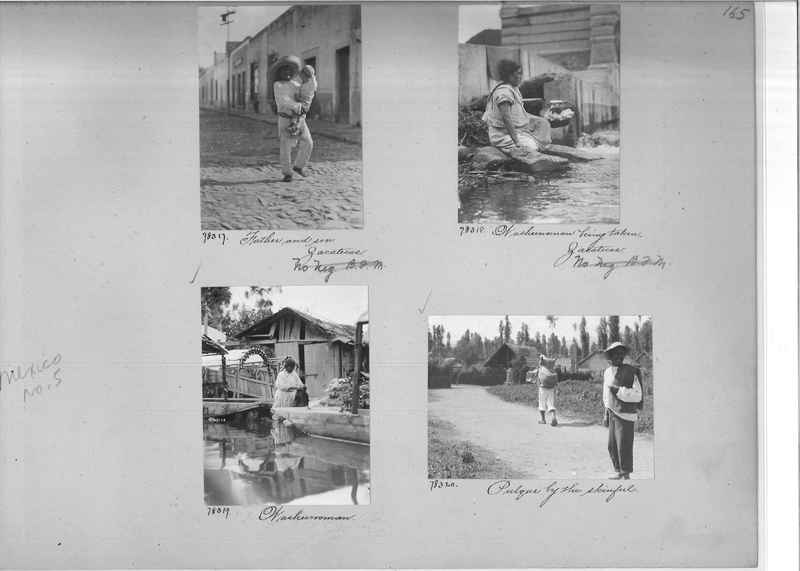 Mission Photograph Album - Mexico #05 page 0165