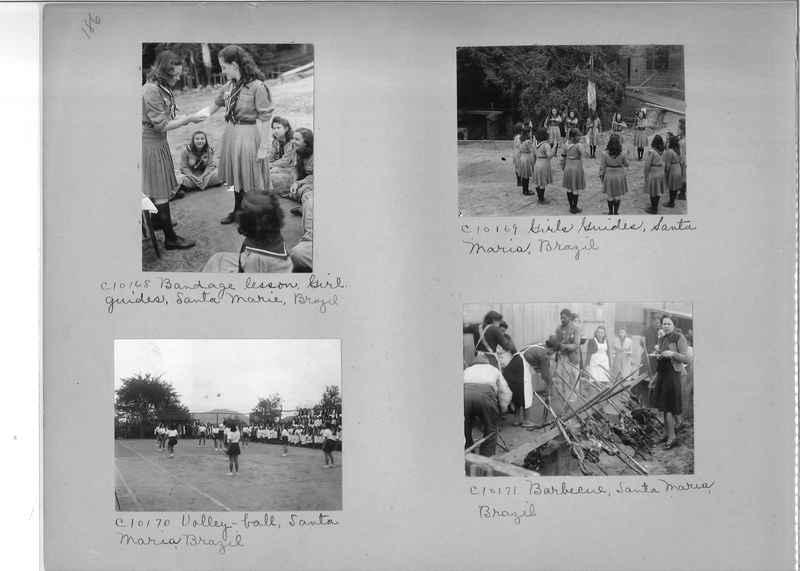 Misson Photograph Album - South America #8 page 0186