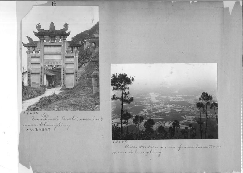 Mission Photograph Album - China #7 page 0016