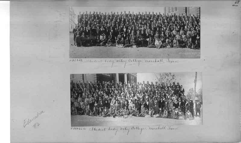 Mission Photograph Album - Education #2 page 0065