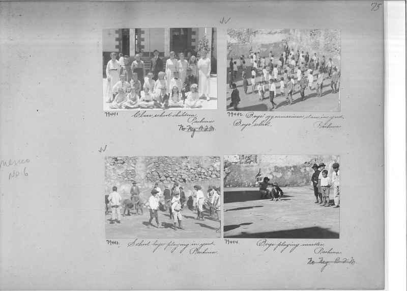 Mission Photograph Album - Mexico #06 page 0075