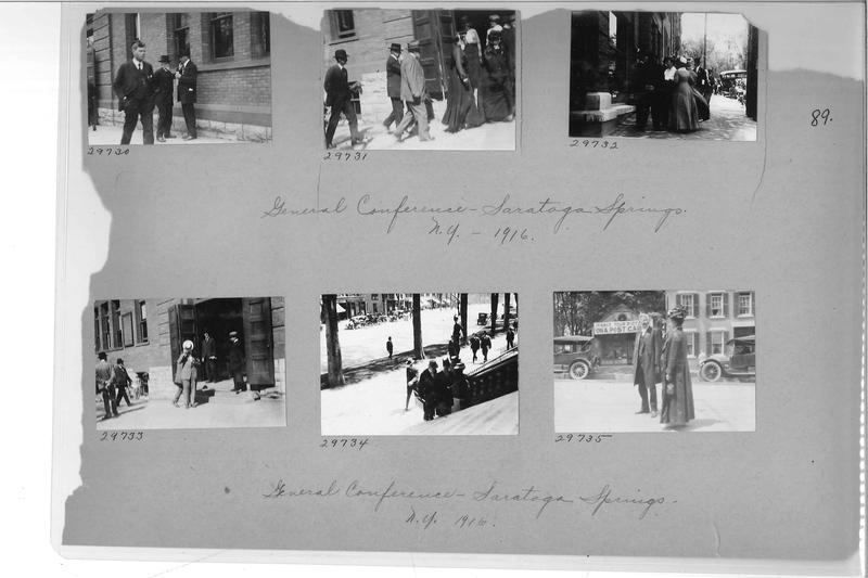 Mission Photograph Album - America #1 page 0089