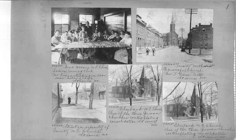 Mission Photograph Album - Cities #11 page 0001