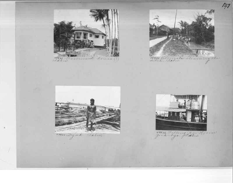 Mission Photograph Album - Malaysia #5 page 0147