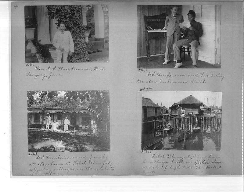 Mission Photograph Album - Malaysia #2 page 0004