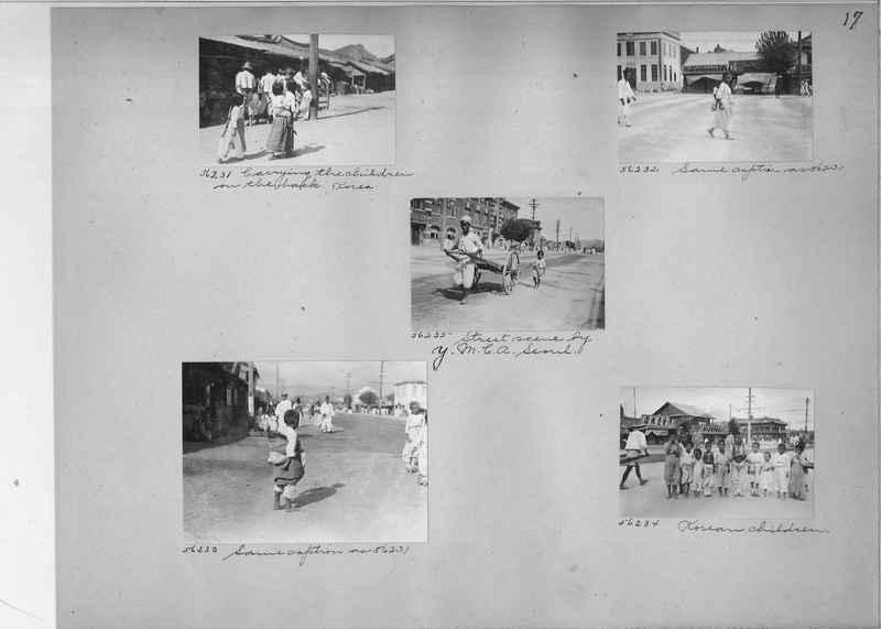 Mission Photograph Album - Korea #5 page 0017