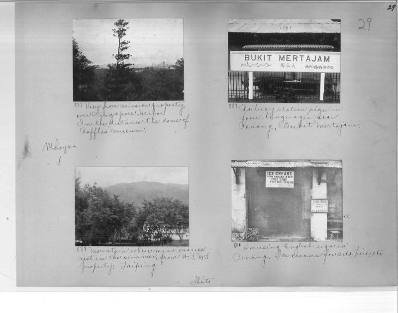 Mission Photograph Album - Malaysia #1 page 0029