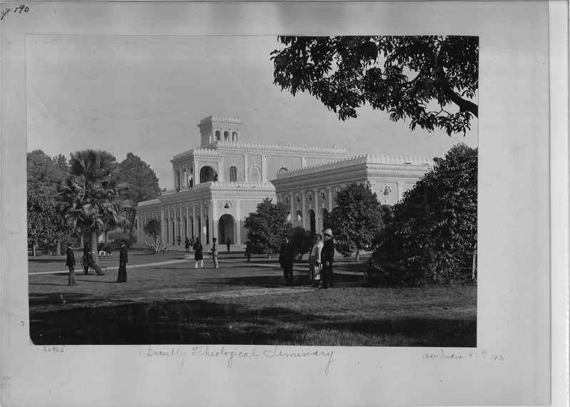 Mission Photograph Album - India - O.P. #01 Page 0190