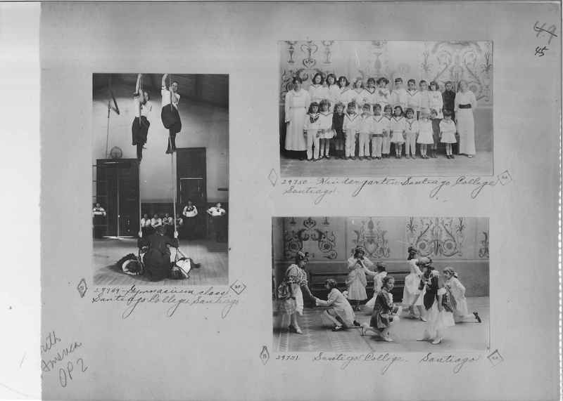 Mission Photograph Album - South America O.P. #2 page 0045
