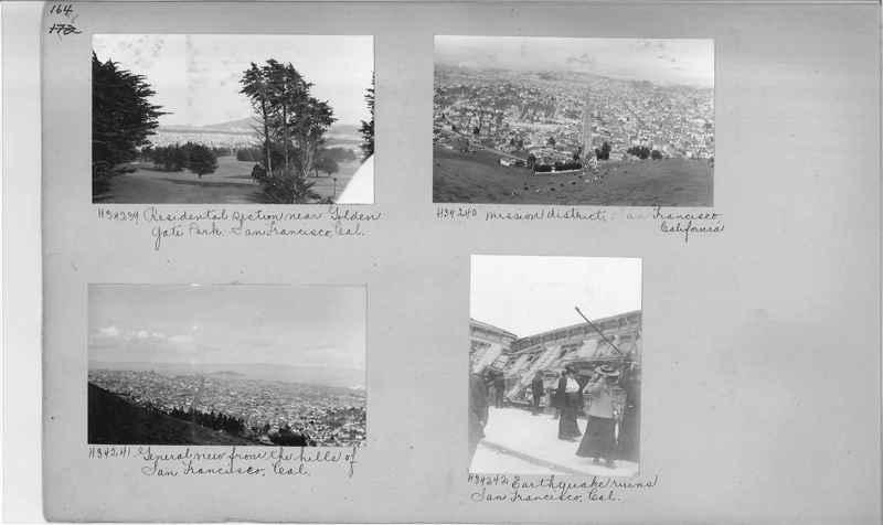 Mission Photograph Album - Cities #15 page 0164