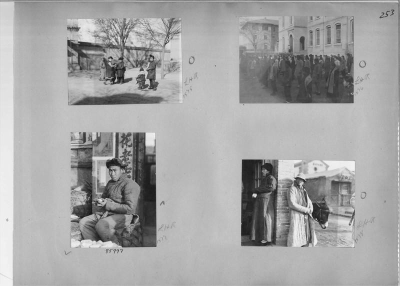 Mission Photograph Album - China #19 page 0253