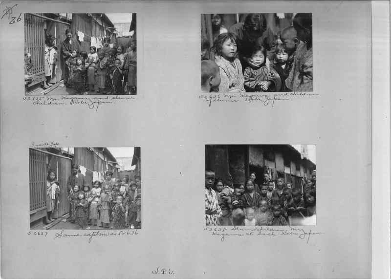 Mission Photograph Album - Japan #03 Page 0036