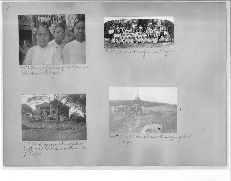 Mission Photograph Album - Burma #2 page 0026