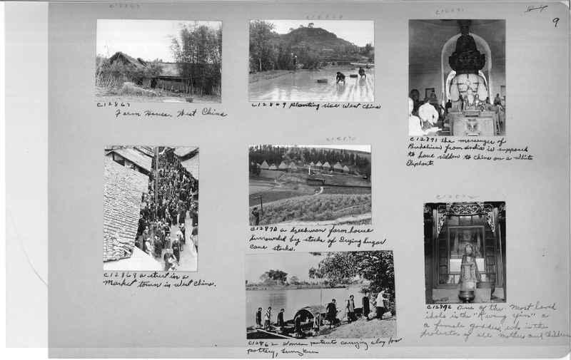 Mission Photograph Album - China #20 page 0009