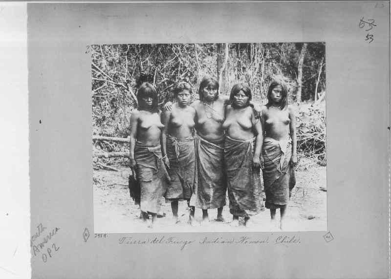 Mission Photograph Album - South America O.P. #2 page 0053
