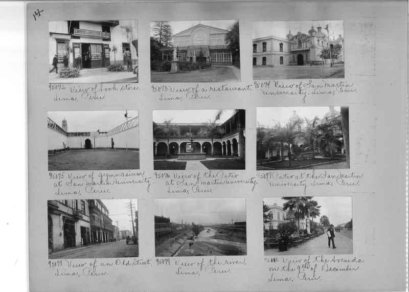 Misson Photograph Album - South America #8 page 0014