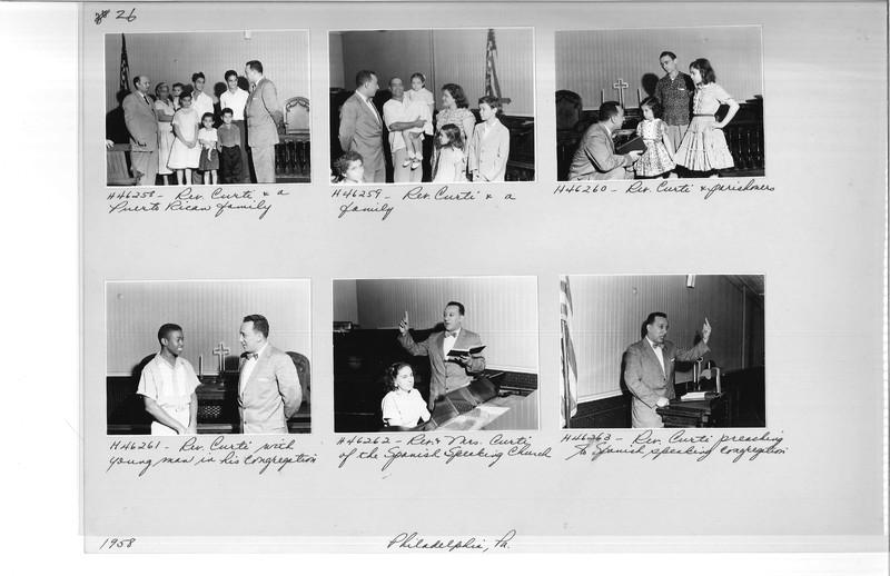 Mission Photograph Album - Latin America #3 page 0026