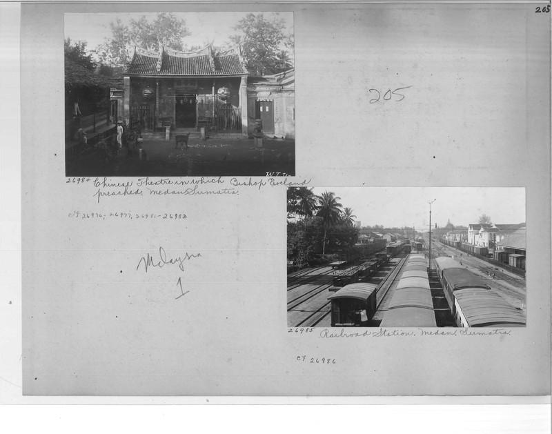 Mission Photograph Album - Malaysia #1 page 0205