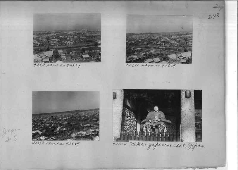 Mission Photograph Album - Japan #05 Page 0243