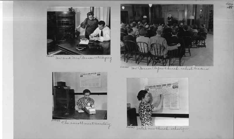 Mission Photograph Album - Religious Education #1 page 0185