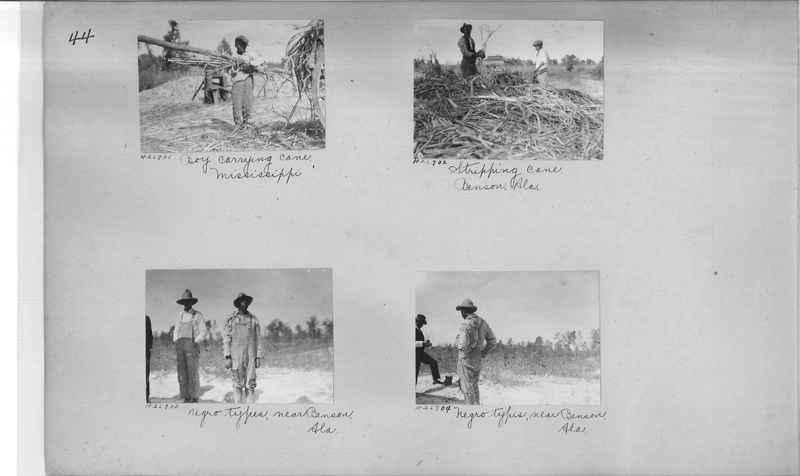 Mission Photograph Album - Negro #4 page 0044