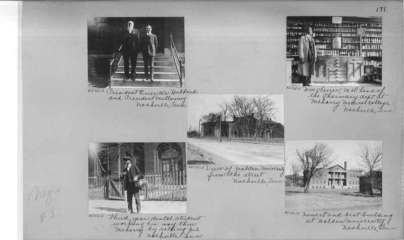 Mission Photograph Album - Negro #3 page 0171