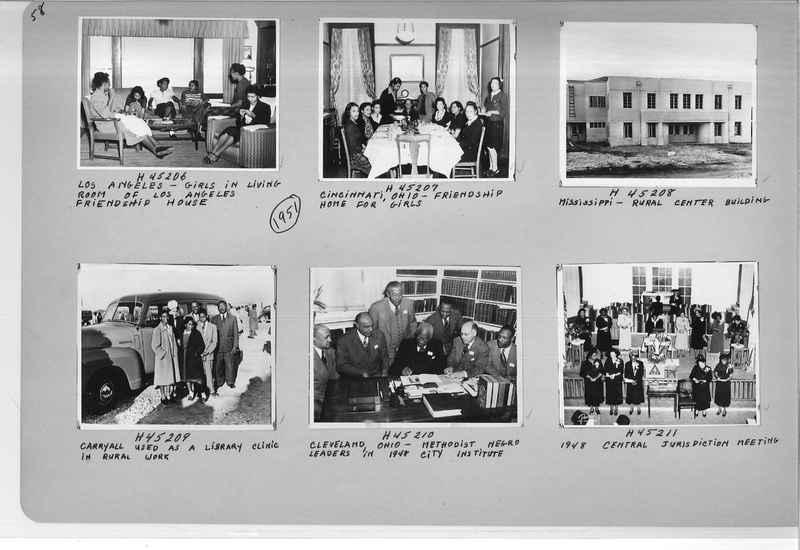 Mission Photograph Album - Negro #7 page 0058