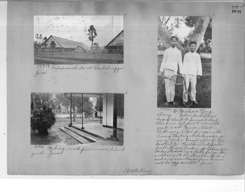 Mission Photograph Album - Malaysia #2 page 0039