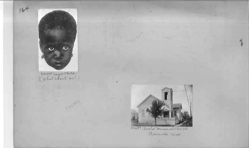 Mission Photograph Album - Negro #4 page 0164
