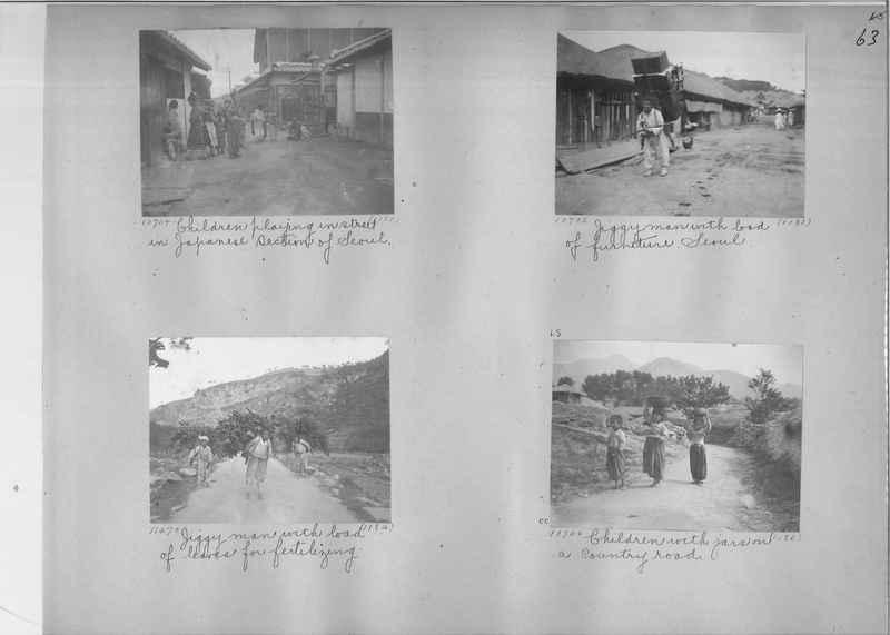 Mission Photograph Album - Korea #1 page 0063