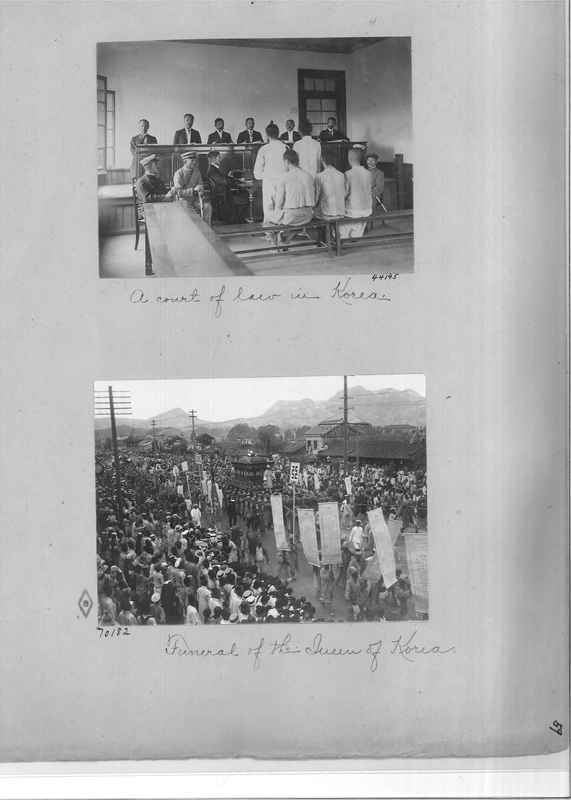 Mission Photograph Album - Japan and Korea #01 Page 0059