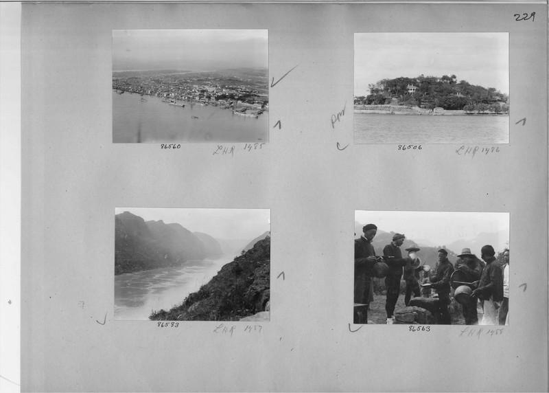 Mission Photograph Album - China #19 page 0229