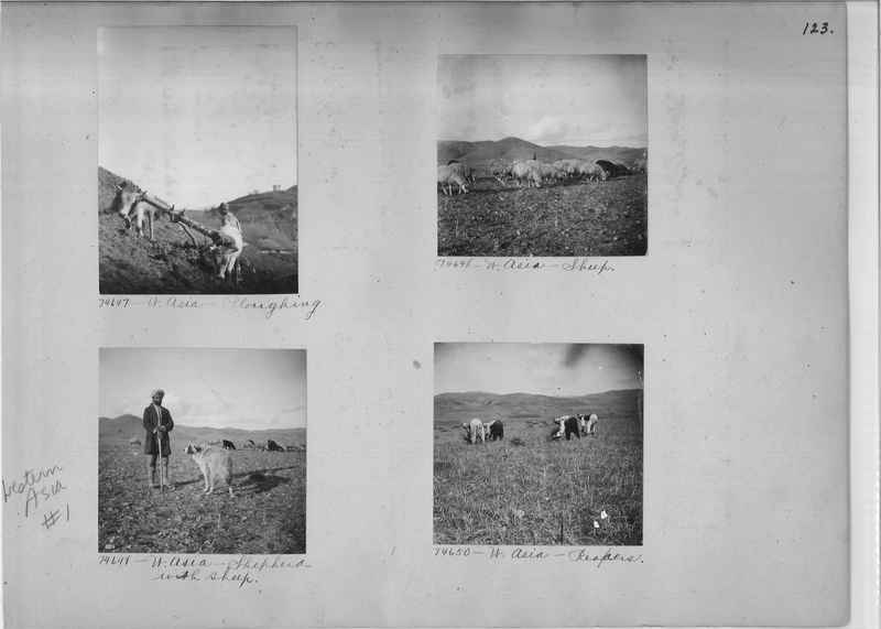 Mission Photograph Album - Western Asia - #01 page_0123