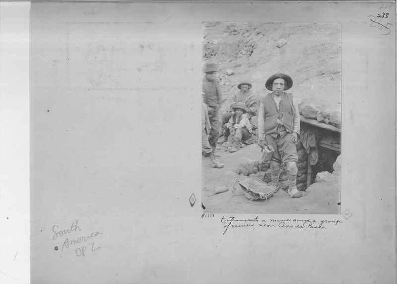 Mission Photograph Album - South America O.P. #2 page 0233