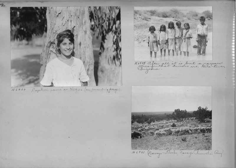 Mission Photograph Albums - Indians #1 page 0152