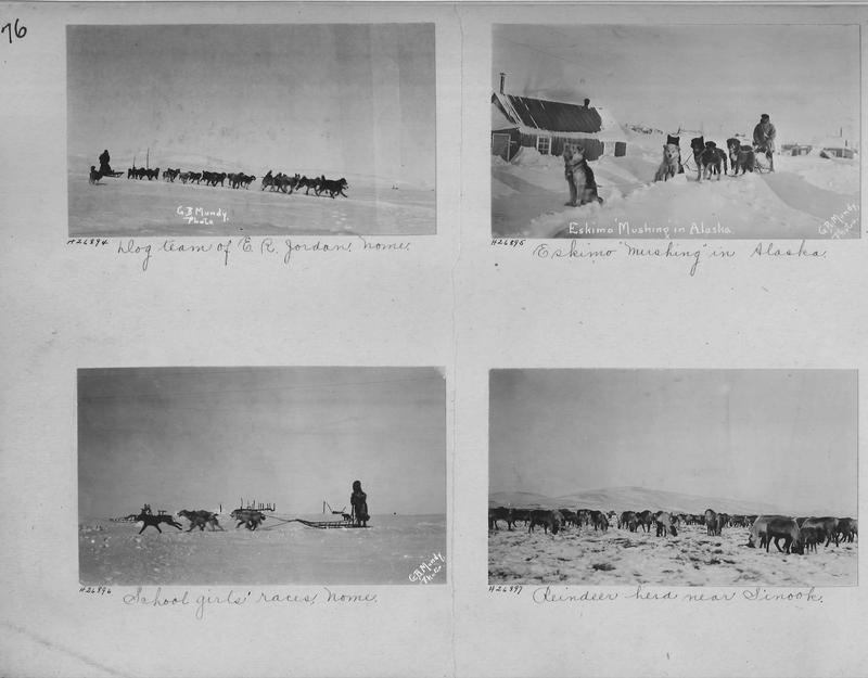 Mission Photograph Album - Alaska #1 page 0076