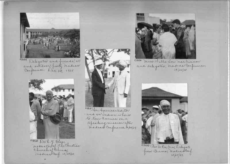 Mission Photograph Album - India #13 Page 0092