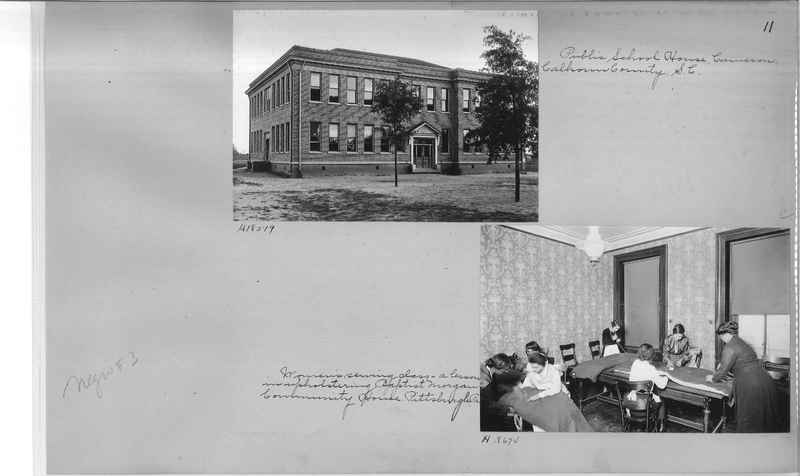 Mission Photograph Album - Negro #3 page 0011