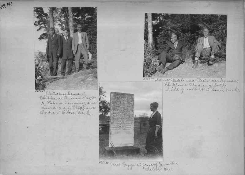 Mission Photograph Album - Indians #2 page_0146