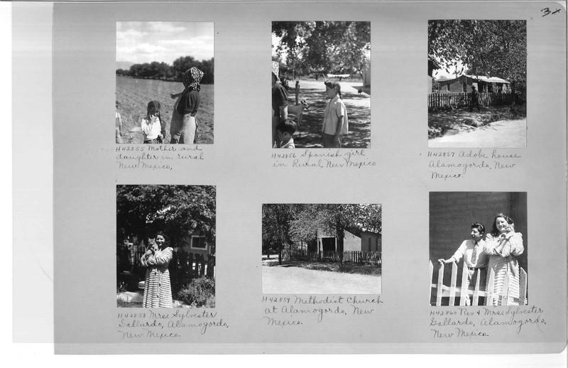Mission Photograph Album - Latin America #3 page 0003