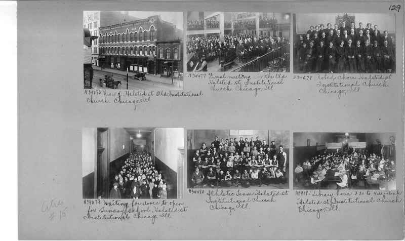 Mission Photograph Album - Cities #15 page 0129