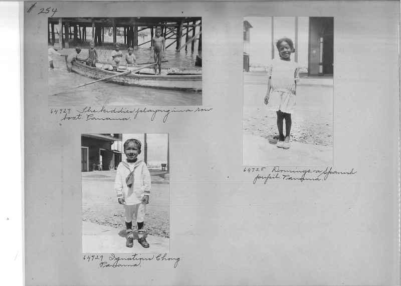 Mission Photograph Album - Panama #02 page 0254