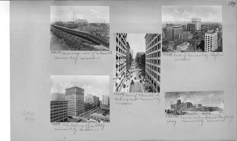 Mission Photograph Album - Cities #14 page 0177