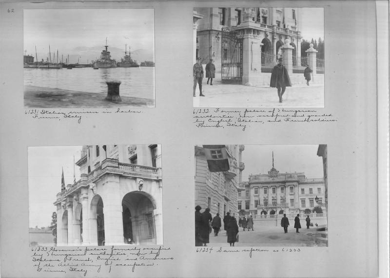 Mission Photograph Album - Europe #04 Page 0062