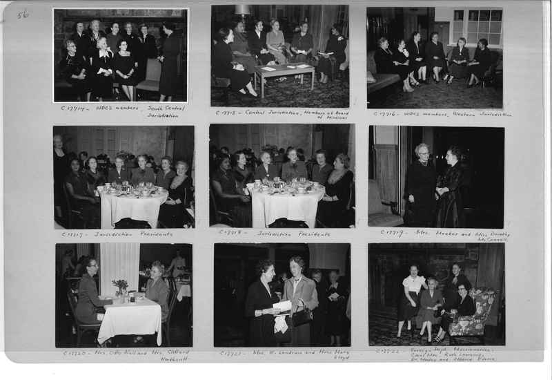 Mission Photograph Album - Portraits #13 Page 0056