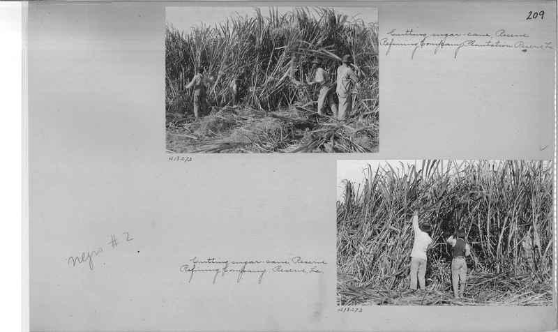 Mission Photograph Album - Negro #2 page 0209